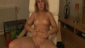 Hot Gagged Asian Masturbating In The Black Tub