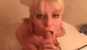 Stunning Blonde Teen Spreads Her Pussy