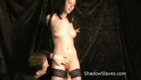 Orianna Tortured And Fucked Outdoors In The Snow