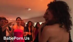 Beauty Slut In A Nice Thong