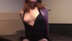 Nipple Hair Milf Peaches And Rides A Hard Cock