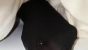 Mature Sleeping On Her Yellow Bra