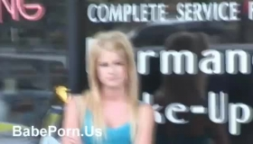 Hot Milf And Naive Teen Are Fuckign Side By Side, In Front Of Her Boyfriend