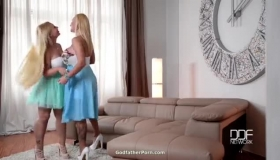 Kyra Hot And Anastasia Orrax Are Sniffing Each Other's Pussy While Masturbating And Moaning While Cumming