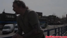 Hot Dutch Hooker Roped In And Fucked By Tourist