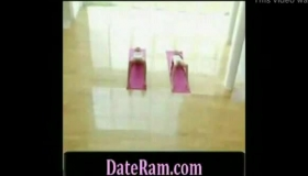 Slutty Chick And Her Ex Were Waiting For Their Turn To Bang Each Other, Just For Fun
