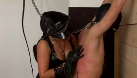 Female Domination Slave Is Hertyher Hung Ass Banged