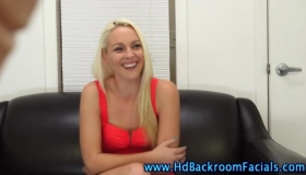 Real Amateur Blonde With A Bunch Of Tattoos Gets Fucked As A JOI