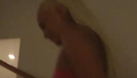 Juicy Blonde Teen Exposes Her Perfect Body
