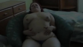 Charli Toying Pussy With Dildo