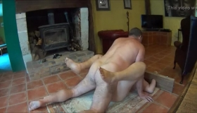 Young Slut Fucked By The Bus Driver