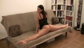 Skinny Blonde, Alex Chance Likes To Suck And Ride A Rock Hard Dick Until She Cums