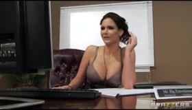 Hot Big Boobs Shemale Getting Pumped