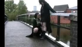 Very Public Amateur Date Sex