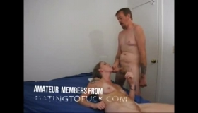 Sexy Secretary Lifts Her Dress Off Enormous Cock