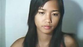 Solo Webcam Teen Stripping