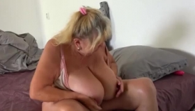 Nasty Granny Is Getting Fucked In The Ass Because She Likes It More Than Anything Else