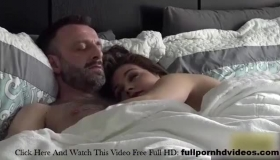 Kimber Woods Went To Her Step- Father's Place To Suck His Dick And To Get Fucked