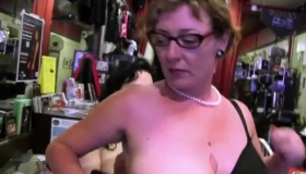 Hardcore Lesbian Fucking On The Bed