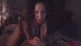 Curvaceous Milf Is Teaching Her Son Some Of The Various Ways To Please A Woman, Like He Wants