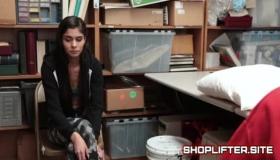 Katya Rodriguez Buxom Blonde MILF Gets Invaded By Fresh Black Cum