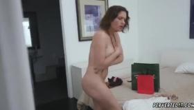 Krissy Lynn Is Sucking A Rock Hard Dick Like A Slut And Getting It Inside Her Wet Vagina