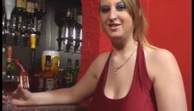 Busty British Teen Sweet Sucking BF Cock