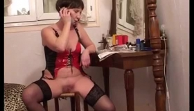 Three Hot Mature Blonde With Massive Jugs Have A POV Blowjob And A Compilation