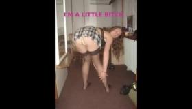 Nasty Schoolgirl Bitch Brutalized By Emo Boyfriend