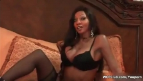 Hot, Black Girl With Big Tits Has A Pussy That Needs A Good Fuck As Well