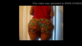 Gorgeous, Ebony Girl And Her New Guy Are About To Have Sex, During A Threesome