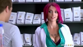 Anna Bell Has An Amazing Ass In Many Ways, And Likes To Fuck Various Horny Guys