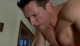 BDSM Sub Moaning During Tug On Her Hairy Clit