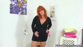 Sweet English Ginger Valentina Fucked In The Ass