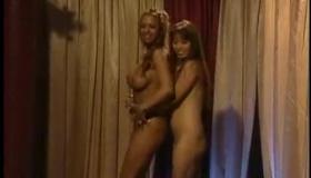 Stunning Redhead Ashley Has A Fun Anal Threesome