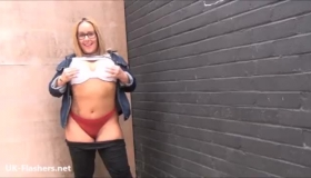 Ashley Moon Masturbating And Touching Her Nipples And Piss