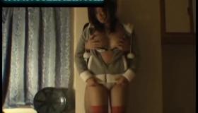 Nasty Big Breasted Ebony Babe Gives Head