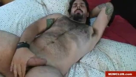 Asian Bear Bear Giving Blowjob Todom Girl
