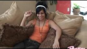 Raven Riley Wiener In Deep Anal Threesome