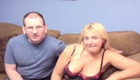 Sexy Blonde Milf With Big Tits