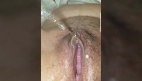 Horny Latina, Bibi Kiss Got Down And Dirty With Her Roommate, While Having A Hot Shower