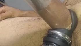 Grandma Pump A Perfect Twink