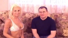 Sexy Pornstar Teen Blonde In White Stockings