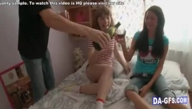 Hot, Young Teen, Along With Her Handsome, Plumber Are Fucking, While Has A Web Cam
