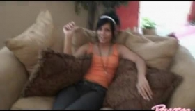 Raven Riley Black Rimming Blonde Masseuse
