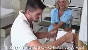 Hot Doctor Fuck Student For Money
