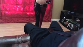 Colby Quinn Gives A Horny Blonde A Blowjob