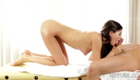 Brandi Shine Goes Wild On Her Number One Model