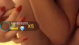Latina With A Chubby Figure Masturbates