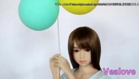 Asian Sex Doll Feels